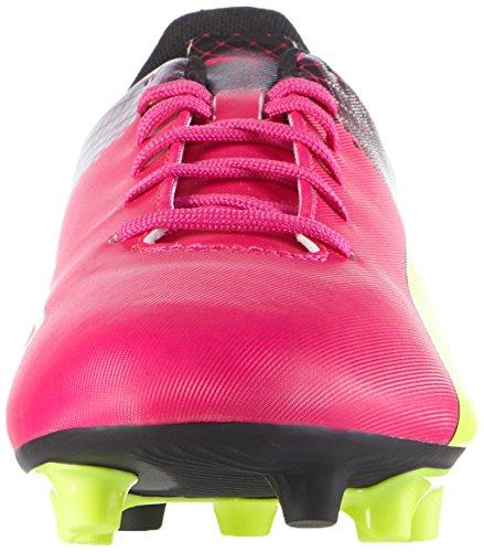 Glo Nero Fg Uomo Calcio Rosa Puma Scarpe giallo Evospeed Alzò Sicurezza 5 Si Da qWP1S