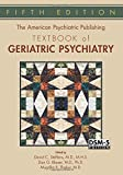 #6: The American Psychiatric Publishing Textbook of Geriatric Psychiatry