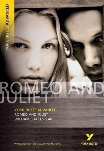 Romeo and Juliet (York Notes Advanced) by Shakespeare, William 1st (first) Edition (2004)