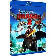 Como Entrenar A Tu Dragon 2  Blu-Ray