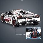 Tosbess-Technic-Auto-Sportiva-LP-610-Auto-Building-Block-1696-Pezzi-Set-di-Costruzioni-Compatibile-con-Lego-Technic