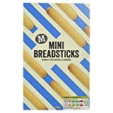 Morrisons Mini Breadsticks, 100g