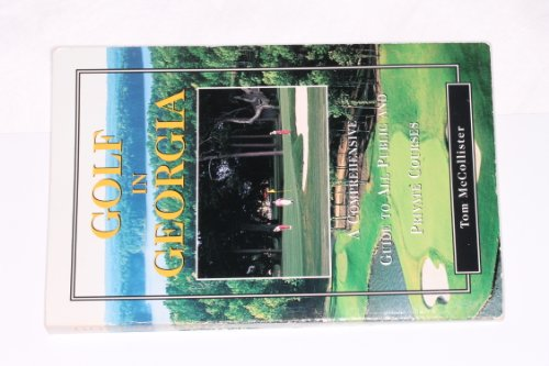 Golf in Georgia por Tom McCollister