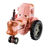 Disney Pixar Cars Deluxe Oversized Die-Cast Vehicle, Tractor