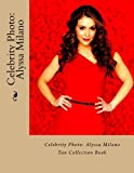 Celebrity Photo: Alyssa Milano: Tan Collection Book