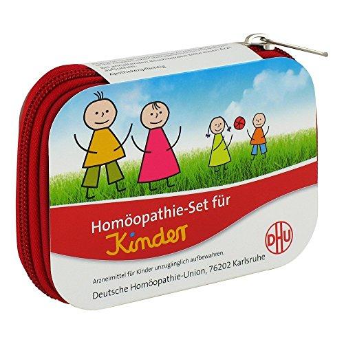 DHU Homöopathieset für Kinder Globuli, 4 x 1 g