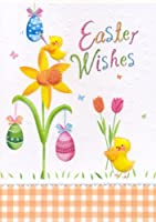 "(Scritta all'interno)""Just for you have a wonderful time this Easter""."