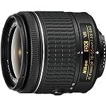 Nikon af-p DX Nikkor 18–55mm f/3.5–5.6G VR per 2013e più recenti modelli Nikon (Refurbished)