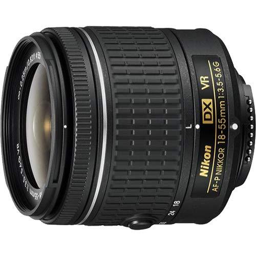 Nikon af-p DX Nikkor 18-55mm f/3.5-5.6G VR Objektiv für 2013und neuere Nikon Modelle (Zertifiziert aufgearbeitet)