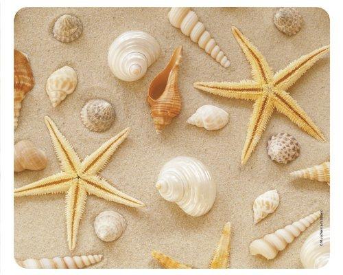 edition-en-playa-de-arena-motiv-conchas-y-estrellas-73-playa-mar-de-calidad-mousepad-en-reissfestem-