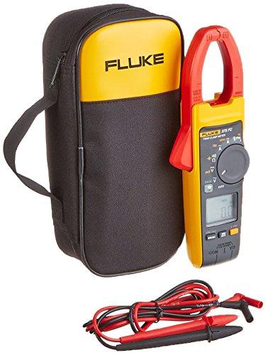 Fluke AC/DC TRMS Wireless Clamp, 1 Wireless-true Rms Multimeter