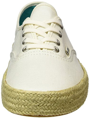 Vans Wm Authentic Esp, Baskets Basses Femme Ivoire (Marshmallow)