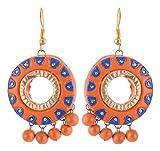 Arham Fashions Terracotta Dangle & Drop ...