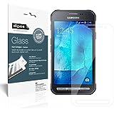 2x dipos Glass Panzerfolie Samsung Galaxy Xcover 3 Schutzfolie Kunststoffglas 9H