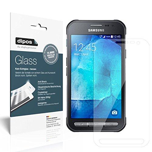 rfolie Samsung Galaxy Xcover 3 Schutzfolie Kunststoffglas 9H (Samsung Galaxy Handy 3 Cover)