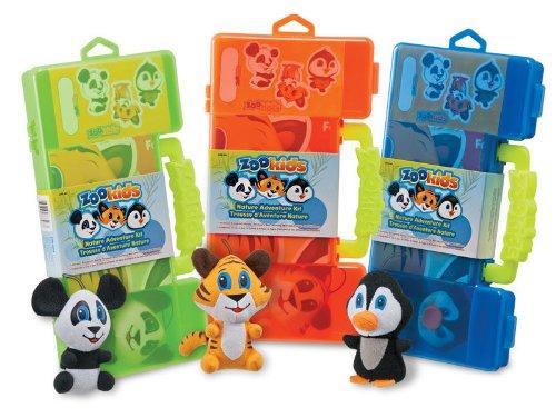 ZOO KIDS ACTIVITY BOX ASSORTED - Abc Zoo
