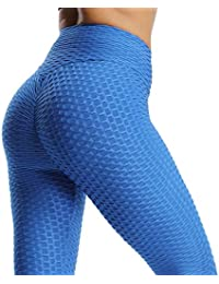 FITTOO Mallas Pantalones Deportivos Leggings Mujer Yoga de Alta Cintura  Elásticos y Transpirables para Yoga Running fcdece55c7ccc