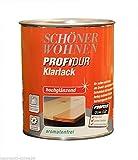Schöner Wohnen ProfiDur Klarlack Hochglänzend 375 ml