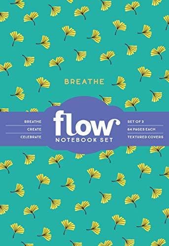 Breathe, Create, Celebrate: A Set of 3 Notebooks
