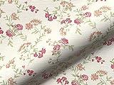 Möbelstoff BORGHESE Blumenmuster Farbe Multicolor als