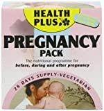 Health Plus Pregnancy Pack Women's Health Daily Supplement - 28 Day Supply