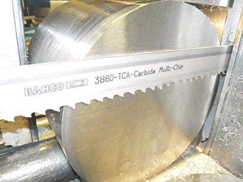 BAHCO 3860-27-0 9-TCA-3 - SC METAL DURO TRIPLE SET