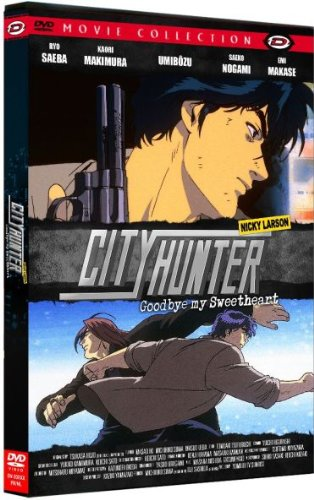 City Hunter : Goodbye my sweetheart - Movie Collection
