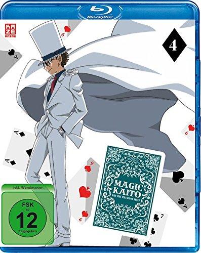 Bild von Magic Kaito: Kid the Phantom Thief - Vol.4 [Blu-ray]