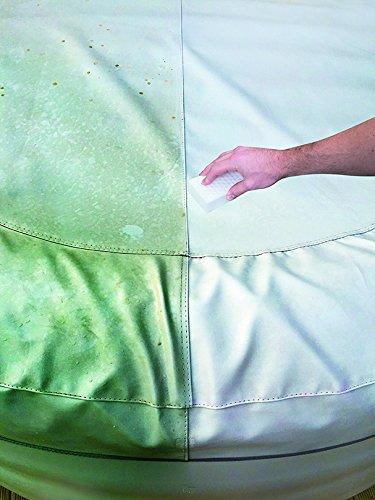 Clearwater milagro esponja borrador Pad apto para Lay-Z-Spa de piscinas/SPA/Barcos/cocinas y muebles–blanco,...