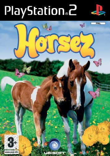 51CL HpTxNL BEST BUY UK #1Horsez (PS2) price Reviews uk