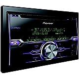 Pioneer FH-X720BT CD-Tuner Autoradio (Bluetooth, USB, Aux-Eingang, unterstützt MIXTRAX EZ, Apple iPod/iPhone-Direktsteuerung) schwarz