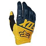 Gloves Fox Dirtpaw Navy/Yellow L