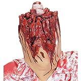 Widmann 01014 - Maske abgeschnittener Kopf für Erwachsene