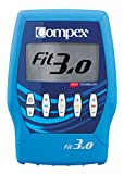Compex Fit 3.0 Electrostimulateur Mixte, Bleu