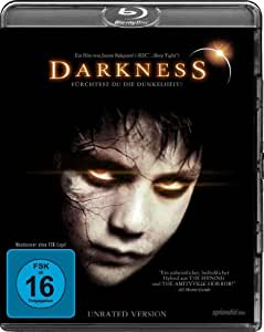 Darkness - Unrated Version [Blu-ray]