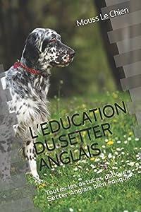 L'EDUCATION DU SETTER ANGLAIS: Toutes les astuces pour un Setter Anglais bien éduqué