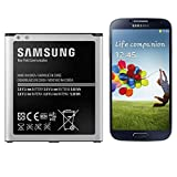 Samsung - Batteria originale per Samsung Galaxy S4 & S4 Advance, 2600 mAh, B600 BE/BC/BU