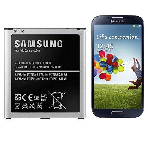 Original 2600mAh Akku für Smartphone, Handy Samsung Altius, Galaxy S 4, GT-I9500, -i9502, -i9505, SCH-I545, SGH-i337, SGH-N055, SHV-E300L, SPH-L720. (Akku Für S4)