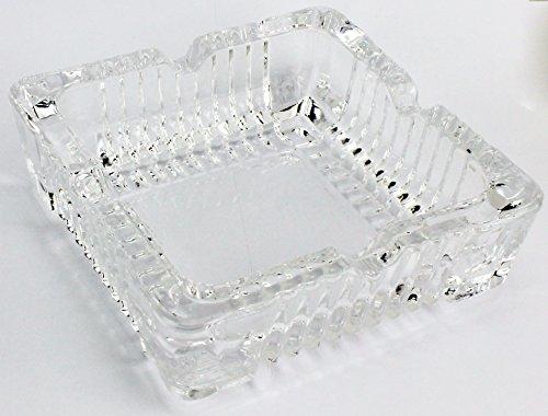 Omas kristall Aschenbecher GYD Schöner Schliff