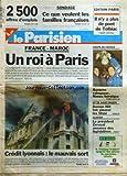 Telecharger Livres PARISIEN LE No 16070 du 06 05 1996 CE QUE VEULENT LES FAMILLES FRANCAISES FRANCE ET MAROC UN ROI A PARIS CREDIT LYONNAIS LE MAUVAIS SORT ALGERIE LE PRESIDENT ZEROUAL ANNONCE LES LEGISLATIVES LES SPORTS COUPE DE FRANCE AVEC AUXERRE ET NIMES GP DE SAINT MARIN ET DAMON HILL (PDF,EPUB,MOBI) gratuits en Francaise