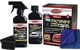 Sheeba All in One Multipurpose Car and Bike Polish Pack (400 gms)