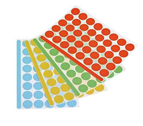 magnetoplan-1111526-markierungs-punkte-4-farben