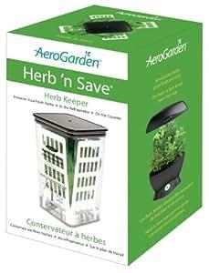 miraclegro AeroGarden Herbes 'n' Save frais Herbes Keeper