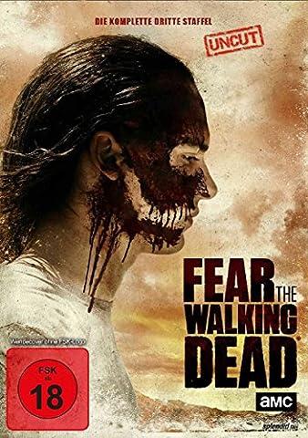 Fear the Walking Dead - Die komplette dritte Staffel [4 DVDs] (Staffel 4 Walking Dead)