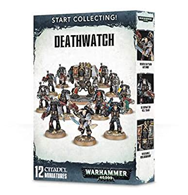 Games Workshop Jeux Atelier 99120109013Commencer à Collectionner Haute Surveillance Miniature