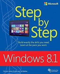 Windows® 8.1 Step by Step (Step by Step (Microsoft))