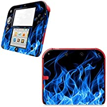 Linyuan Calidad Estable Pattern Cover Case Skin Sticker Decals 0155# para Nintend 2DS