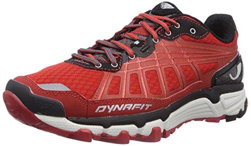 Dynafit Ms Pantera S_4053865290693_uppercut/firebrick_10, Chaussures de Trail Homme Rouge (uppercut/firebrick 1607)