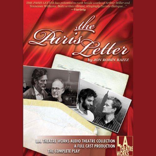 The Paris Letter (Dramatization)  Audiolibri