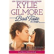 Bad Taste in Men (Clover Park, Book 3) (English Edition)